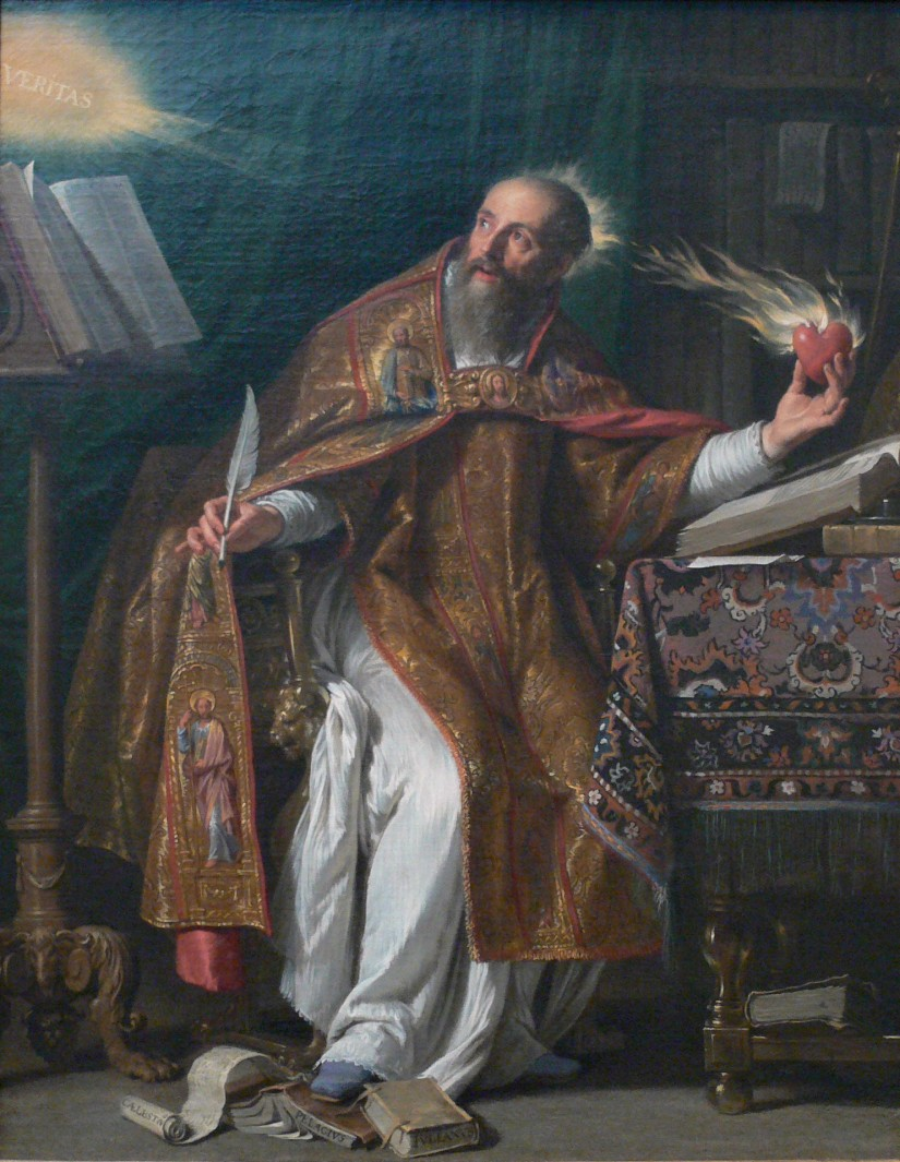 Feast of St. Augustine